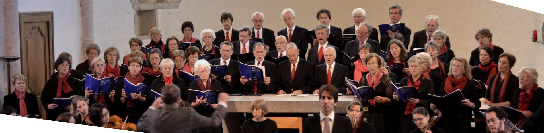 Chorale des Concerts de Tourinnes-la-Grosse