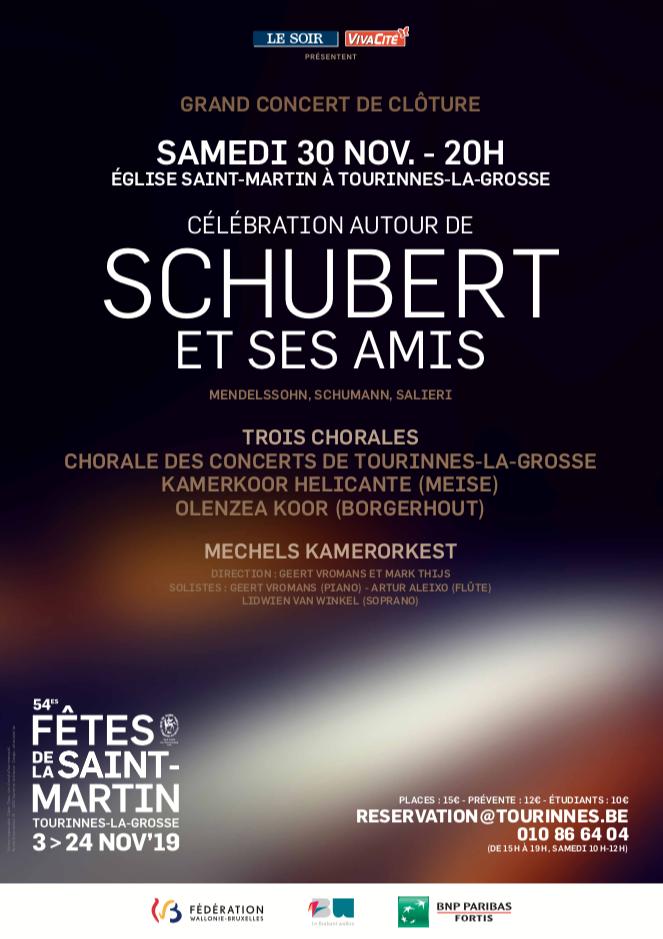 Concert Shubert